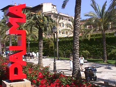 Cart Escursion to Palma City
