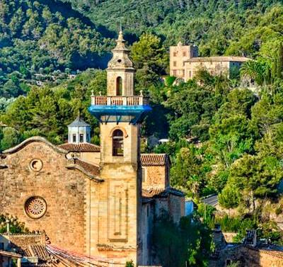 Valldemosa Taxi Tour Mallorca | Bestransfers Mallorca