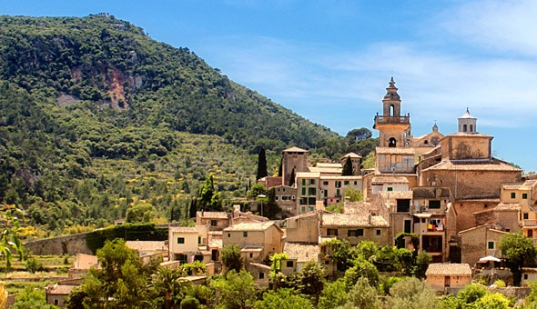 La granja and valldemossa best transfers mallorca for Valldemossa mallorca