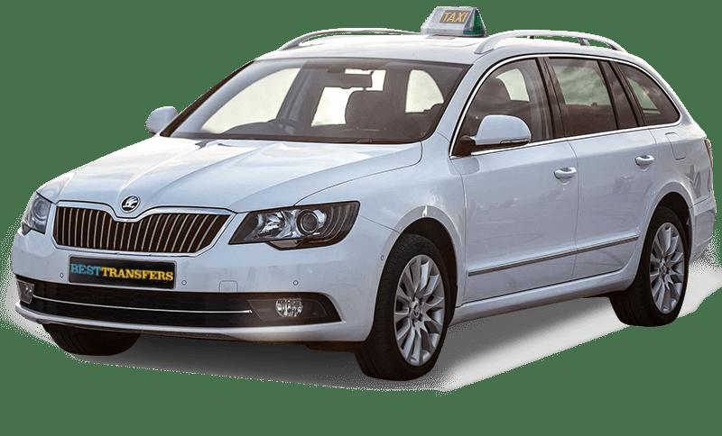 Custom Travel Taxi Tour