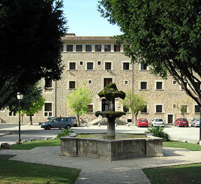 Caimari, Monasterio de Lluc
