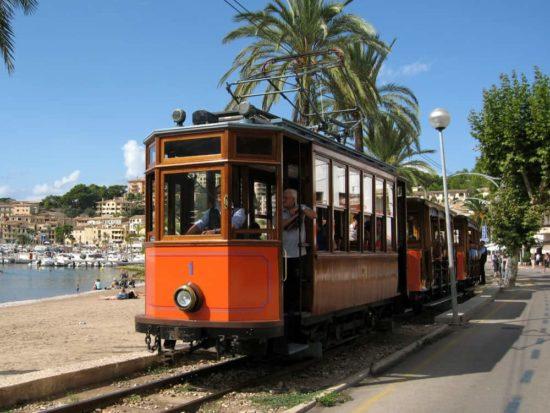 Train Port Soller Mallorca | Besttransfers Mallorca