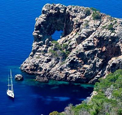 Sa Foradada, Deia, Port Soller Mallorca Mallorca