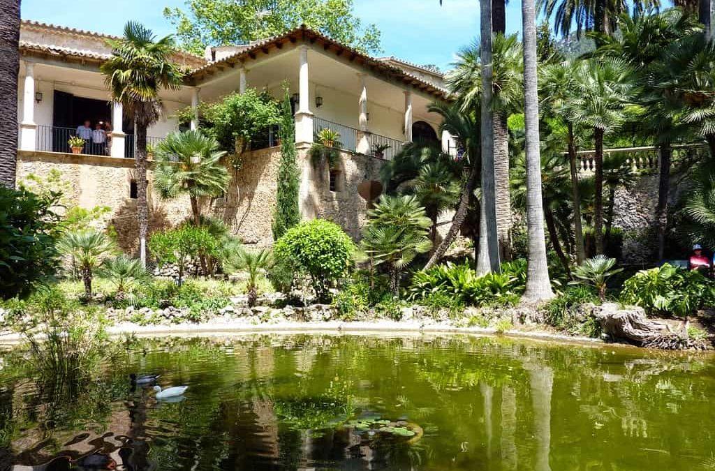 Alfabia Gardens Mallorca