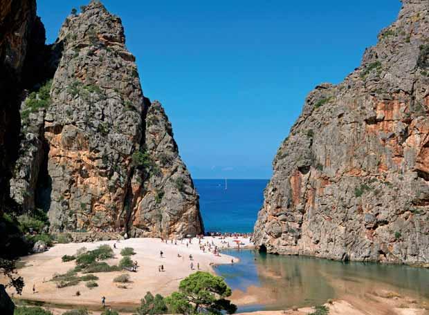 Caimari - Monasterio De Lluc - Sa Calobra  Best Transfers Mallorca