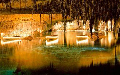 Porto Cristo - The Caves Of Drach - Cala Anguila - Cala Mendía