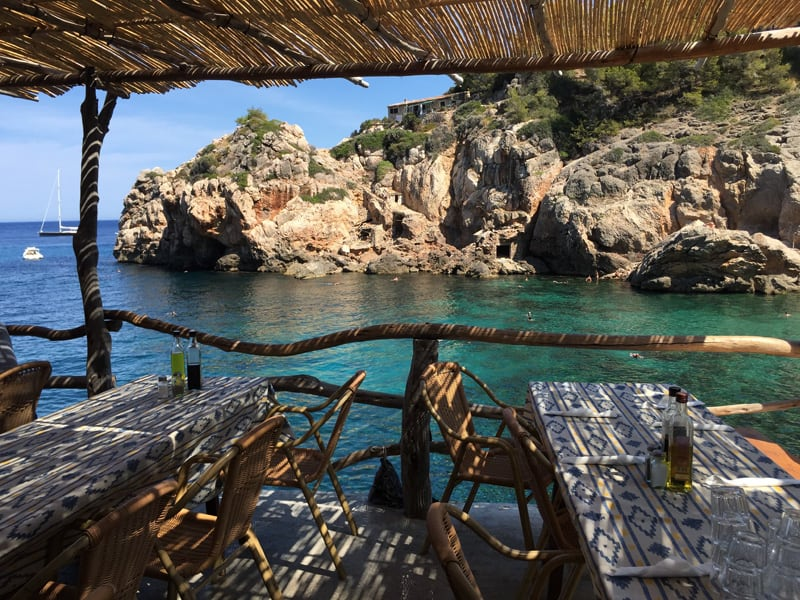 Mallorca Deia Restaurant