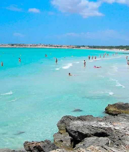 Es trenc Mallorca Beach