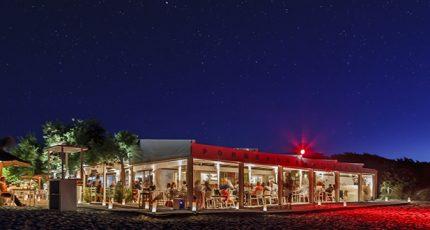 Ponderosa Restaurant Beach