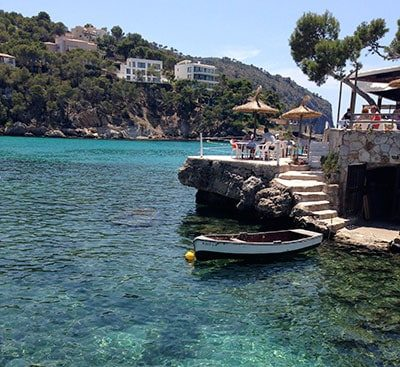 Excursion Camp de Mar Beach Restaurant | Bestransfers Mallorca