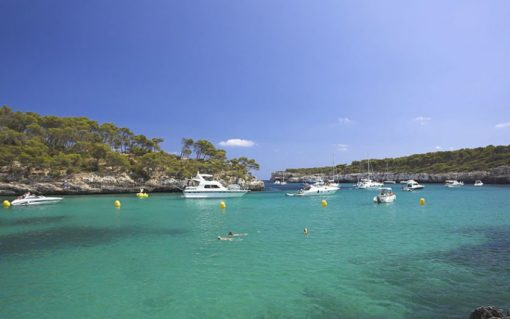Mondrago Beach, South-East Mallorca