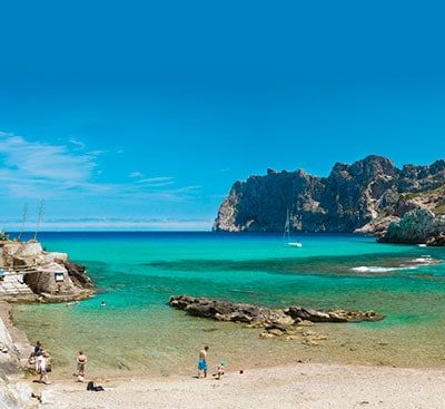 Excursion Cala San Vicente Beach | Bestransfers Mallorca