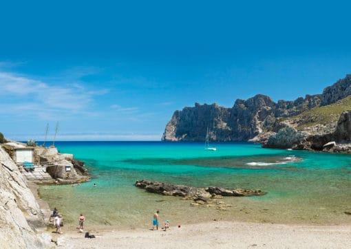 Cala San Vicente Beach2 | Bestransfers Mallorca