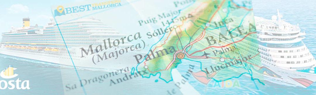 Cruise to Palma de Mallorca