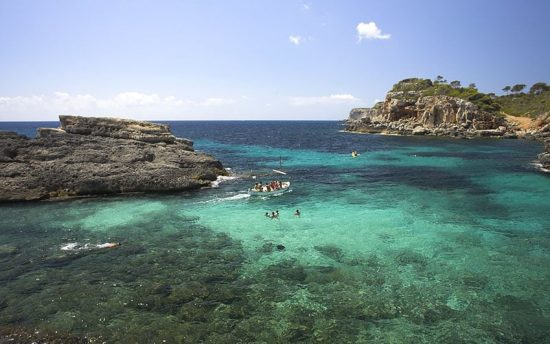 Excursion Beach Cala s´Almunia3 | Bestransfers Mallorca