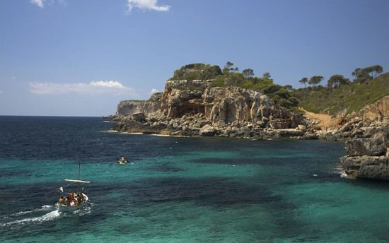 Excursion Cala s´Almunia | Bestransfers Mallorca