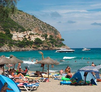 Excursion Cala Canyamel Beach