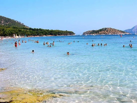 Formentor Beach | Bestransfers Mallorca