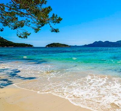 Excursion Beach Formentor
