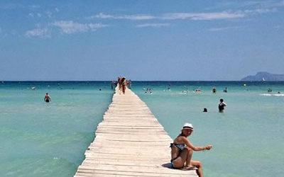 Excursion Playa de Muro Beach