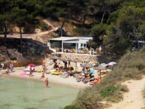 Mago nudist beach Mallorca