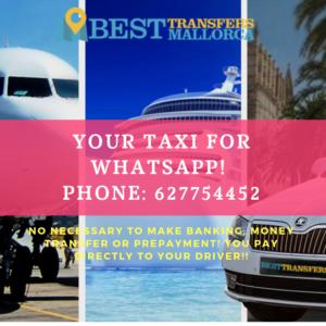 Taxi Transfers Majorca