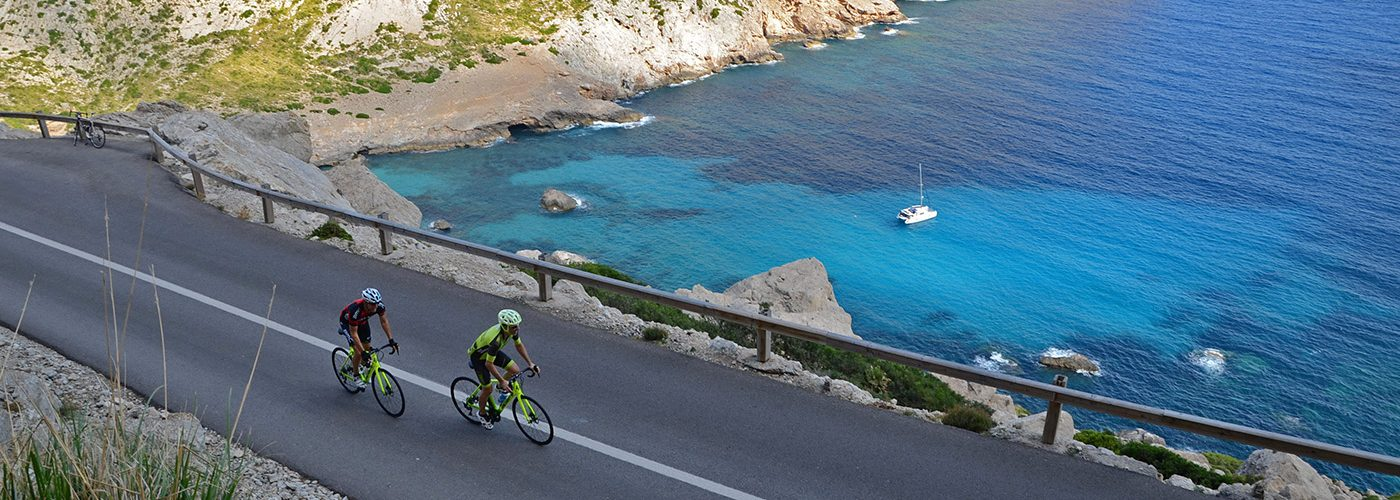 Cycling Routes Pollensa Formentor