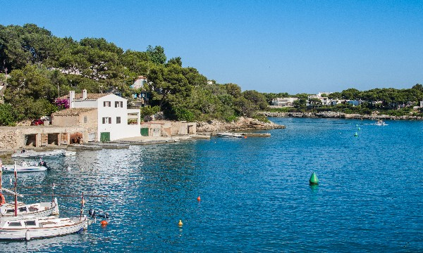 Cala d'Or (The Golden Bay)