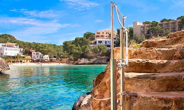 Cala Santanyi Beach Mallorca
