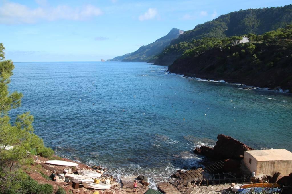 El Camí de Sa Volta des General...Banyalbufar al Port des Canonge-27