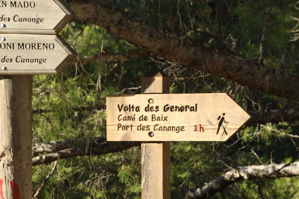 El Camí de Sa Volta des General...Banyalbufar al Port des Canonge